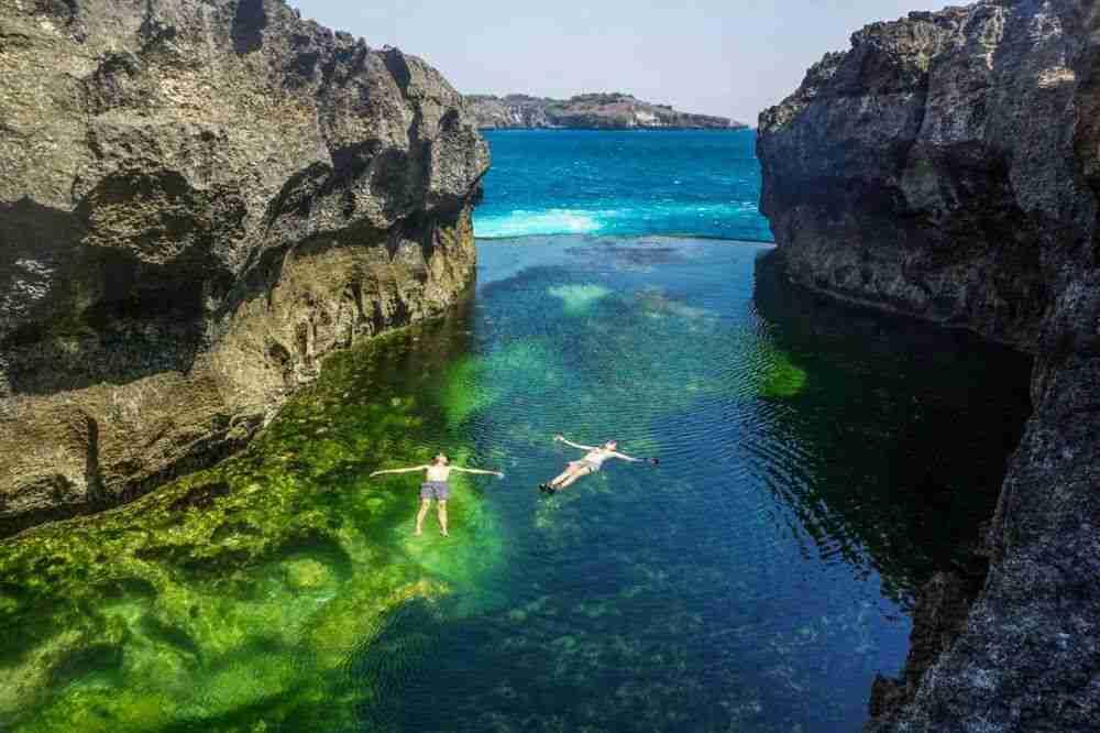 Nusa Penida Tour – Bali Tour - anggel billabong nusa penida tour