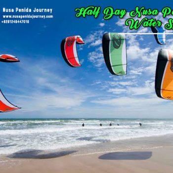 Half Day Nusa Penida Water Sports