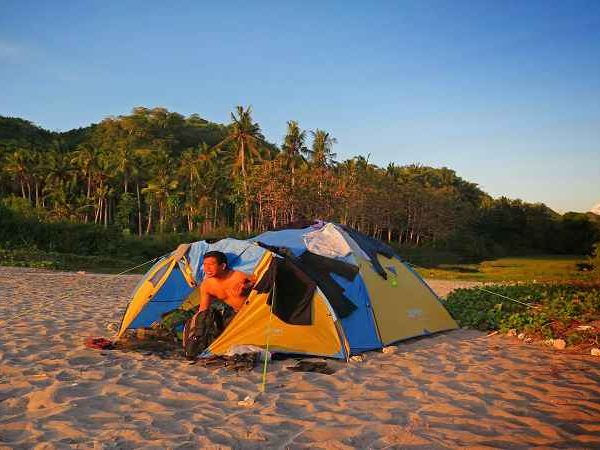 Nusa Penida Tour - Camping Package in nusa penida tour