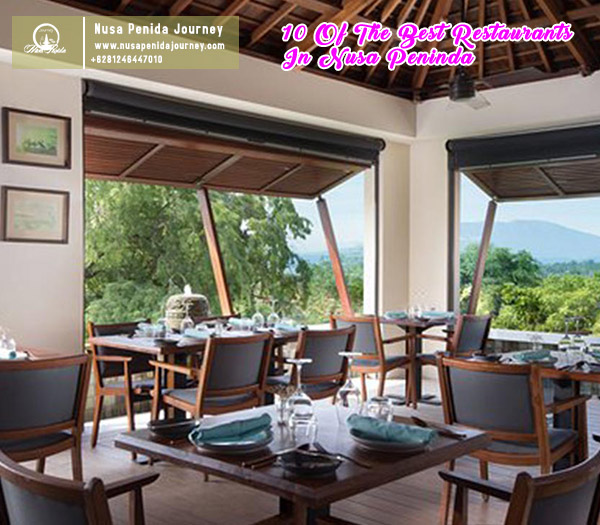10 Of The Best Restaurants In Nusa Peninda