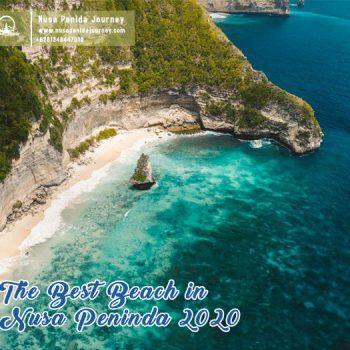 The Best Beach in Nusa Peninda