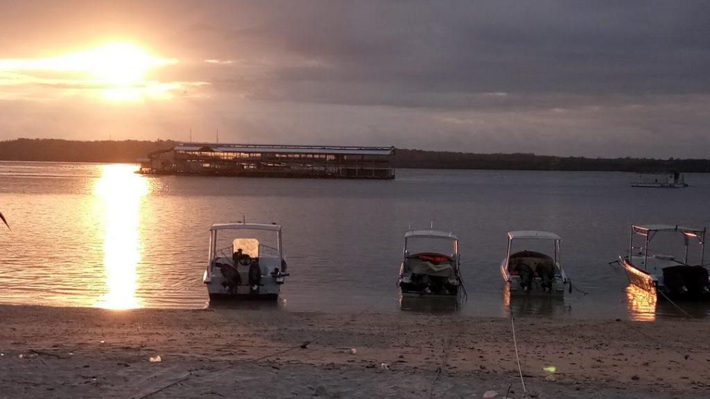Toya Pakeh Harbor Nusa Penida